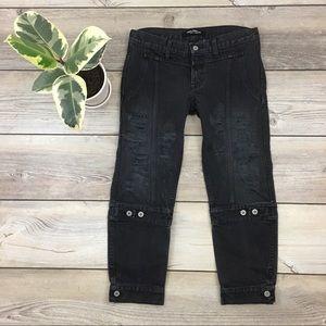 Junya Watanabe x Comme des Garcon Crash Jeans